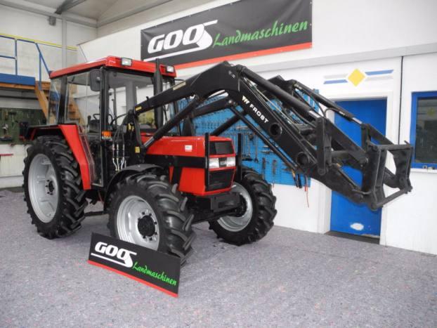 Goos landmaschinen gebrauchte traktoren und stoll for Gebrauchte kuchen bis 200 euro